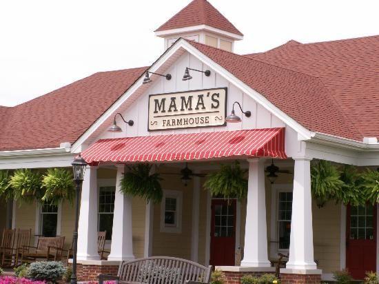 Mama S Farmhouse Restaurant Pigeon Forge