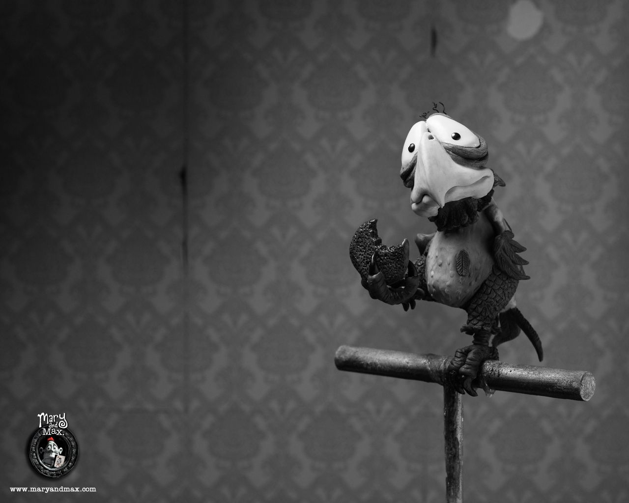 Mary Max Mary And Max Animated Characters Character Inspiration