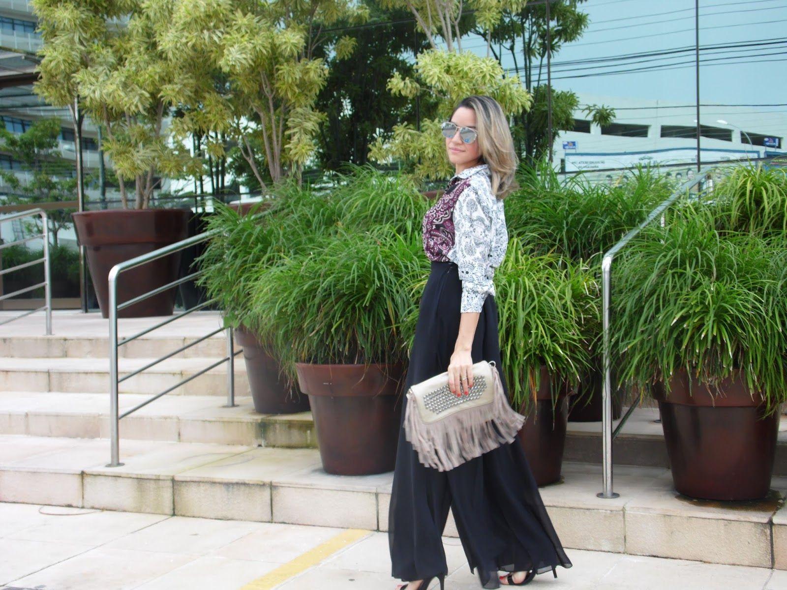 The Leila's Blog: Pantalona