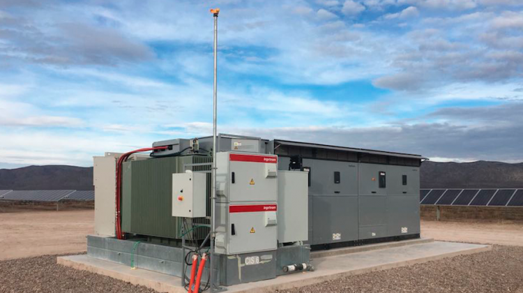 Ingeteam Bags 555mw Of Inverter Supply Contracts For Mexican Pv Plants Solar Inverter Solar Projects Solar Pv