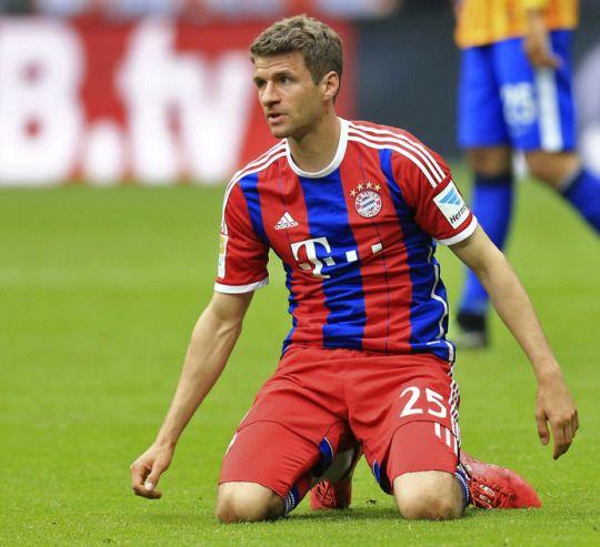 Thomas Müller / Fc Bayern München