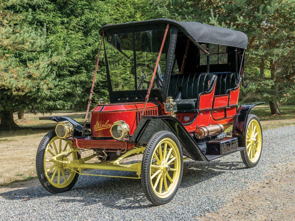 1911 stanley model 63 toy tonneau stanley automobile co newton massachusetts 1899 1919. Black Bedroom Furniture Sets. Home Design Ideas