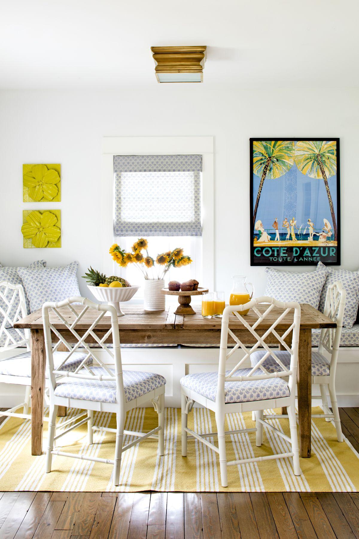 Love This Breakfast Nook By Elizabeth George Interiors Outdoor