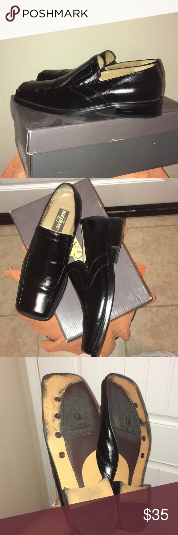 hard bottom dress shoes