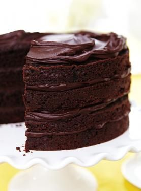 The Best-Best Chocolate Cake Ricardo's recipes : The Best-Best Chocolate Cake
