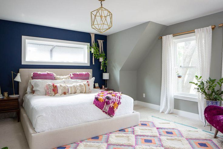Our Bedroom Reveal + 5 Tips for How to Decorate Your Bedroom ...