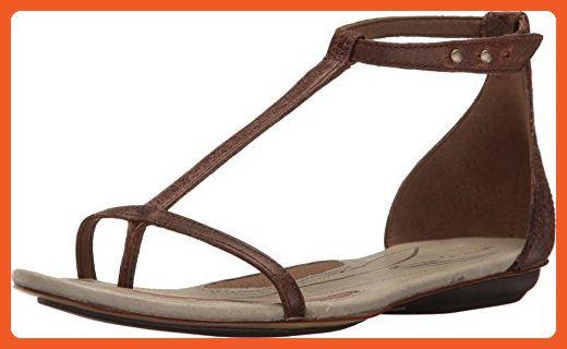 Merrell Solstice T Strap Sandal - Women's Clove 10 - Sandals for women  (*Amazon