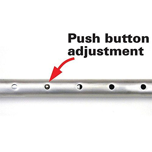 With this replacement aluminum tent pole from Stansport youu0027ll never be without shelter.  sc 1 st  Pinterest & TENT POLE ALUMINUM 8 FT PUSH BUTTON Case of 36 *** Continue to the ...