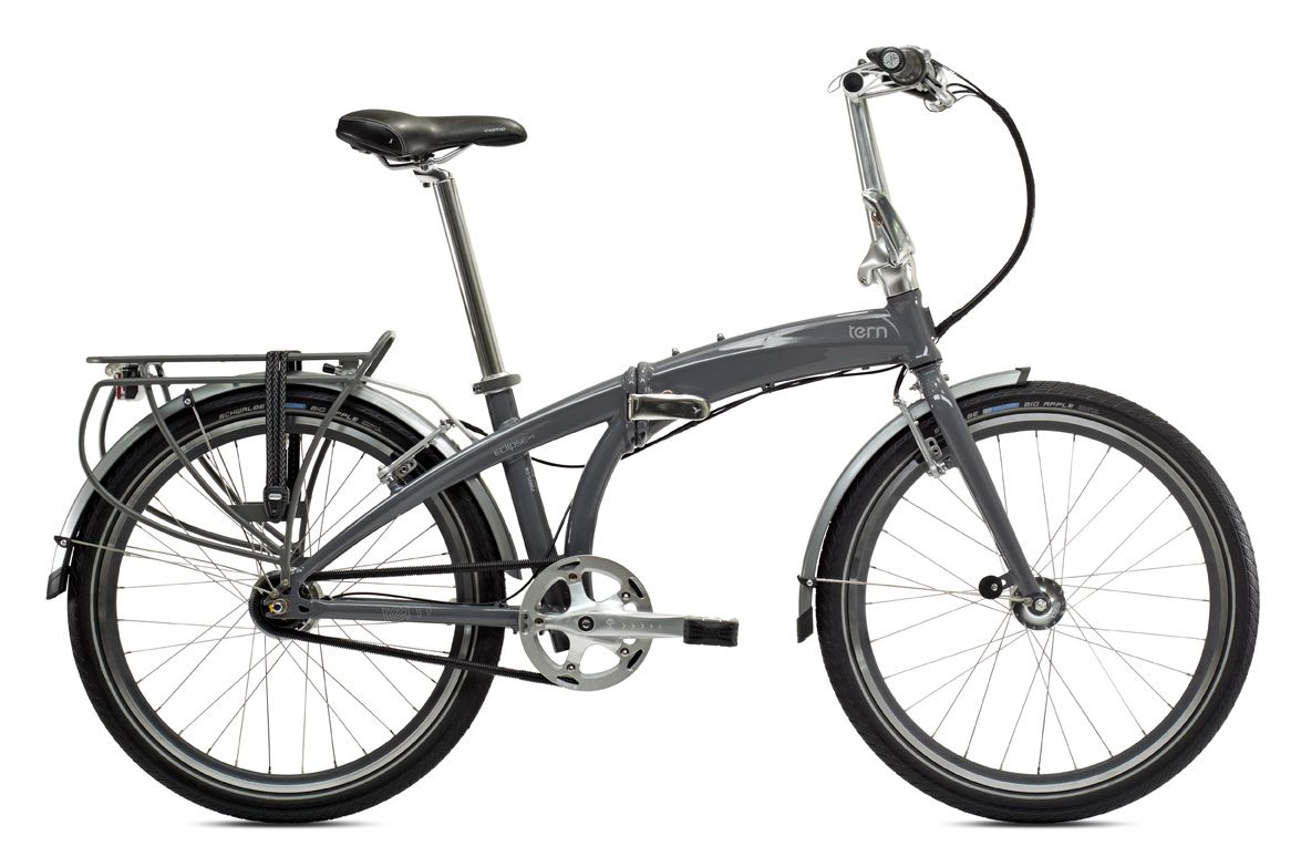Eclipse P7i | Tern Folding Bike and Folding Bicycle