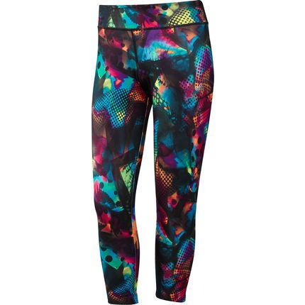 7a8d051d9999e1 Wiggle | Adidas Women's Workout Pant Overprinted 3/4 Tight - SS14 | Running  Tights