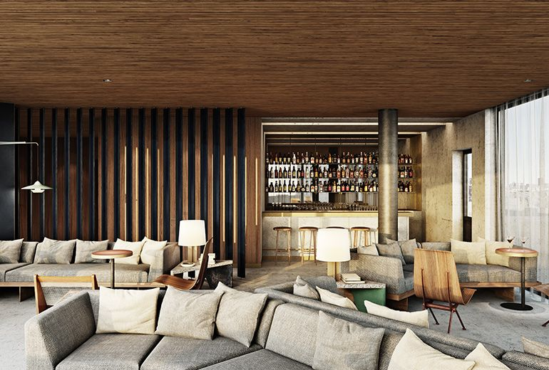The robey chicago a member of design hotels 13th for Design hotel usa