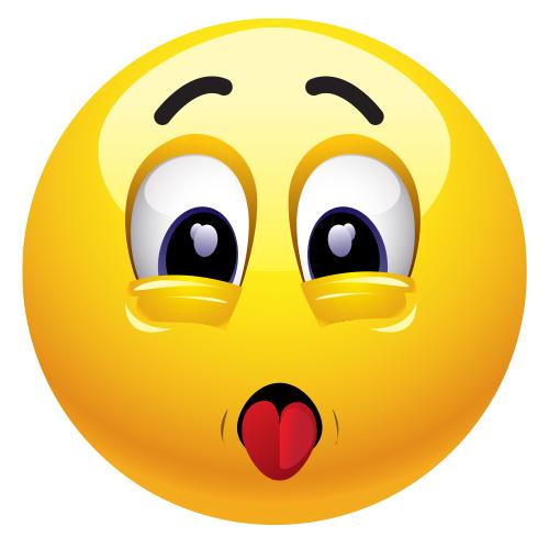Tongue Out Emoticon | Funny emoticons, Emoticon, Smiley emoji