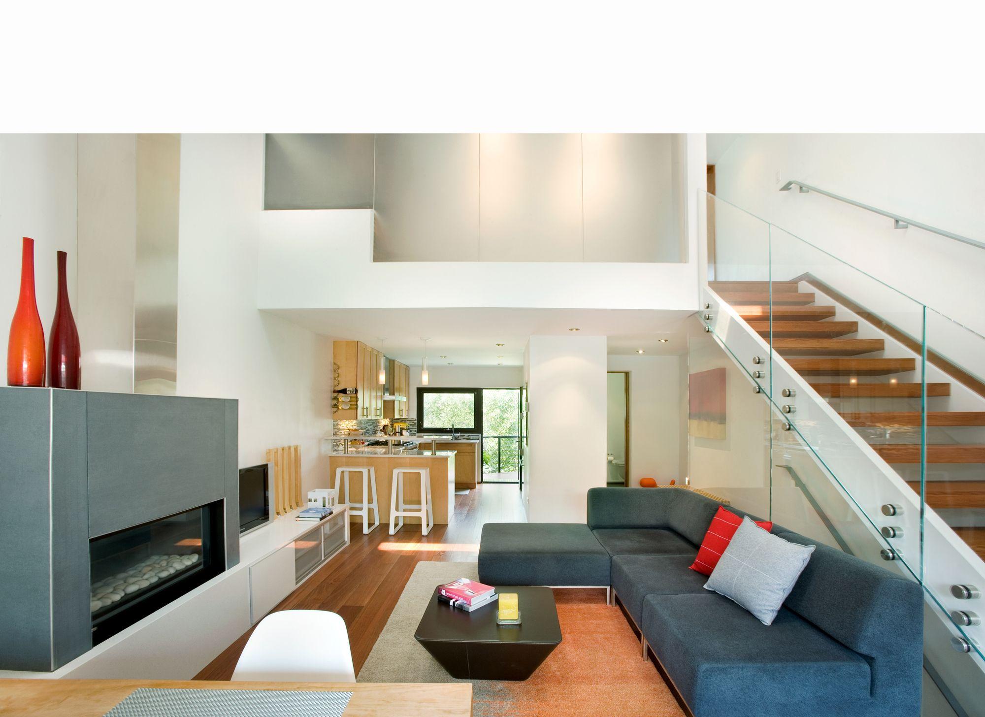 ROWHOUSE | ARCHITECTURAL | Pinterest | Aspen colorado, Modern ...
