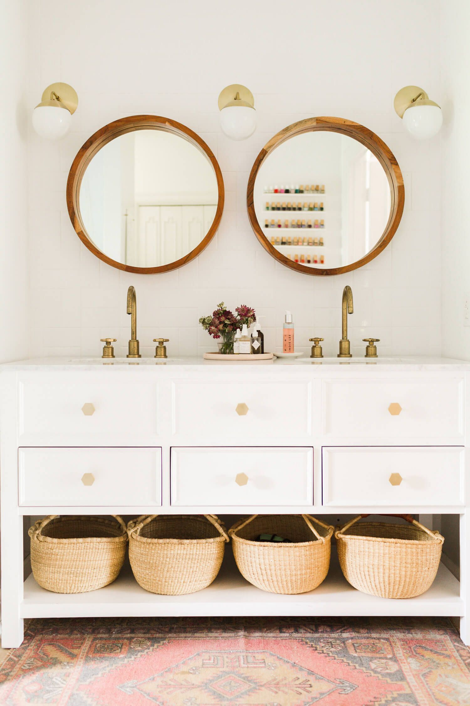 Inspiring On A Budget Apartment Bathroom Renovation Before And After