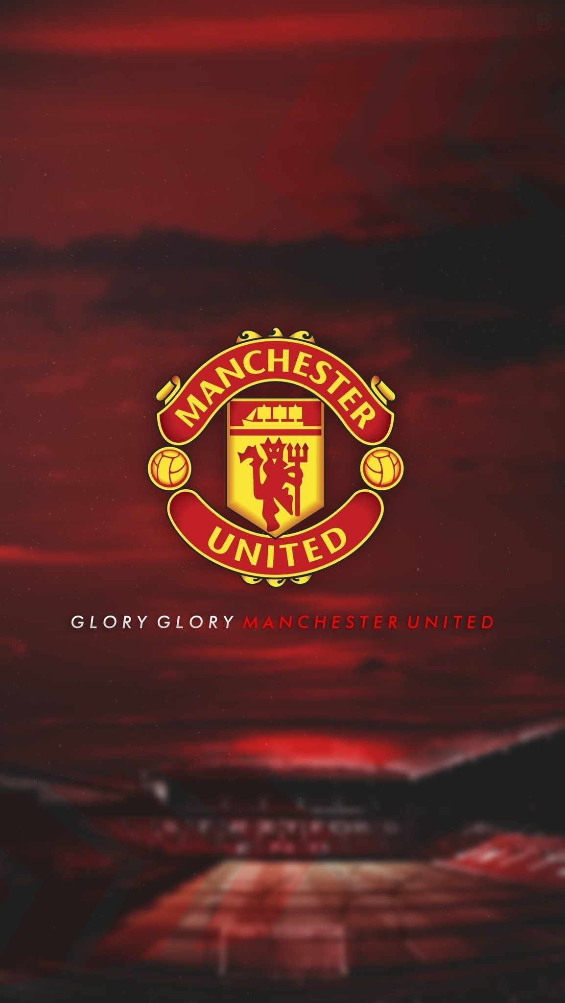 71 Man Utd Wallpapers On Wallpaperplay In 2020 Manchester United Wallpaper Manchester United Wallpapers Iphone Manchester United Logo