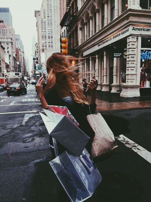 Shopping Tumblr