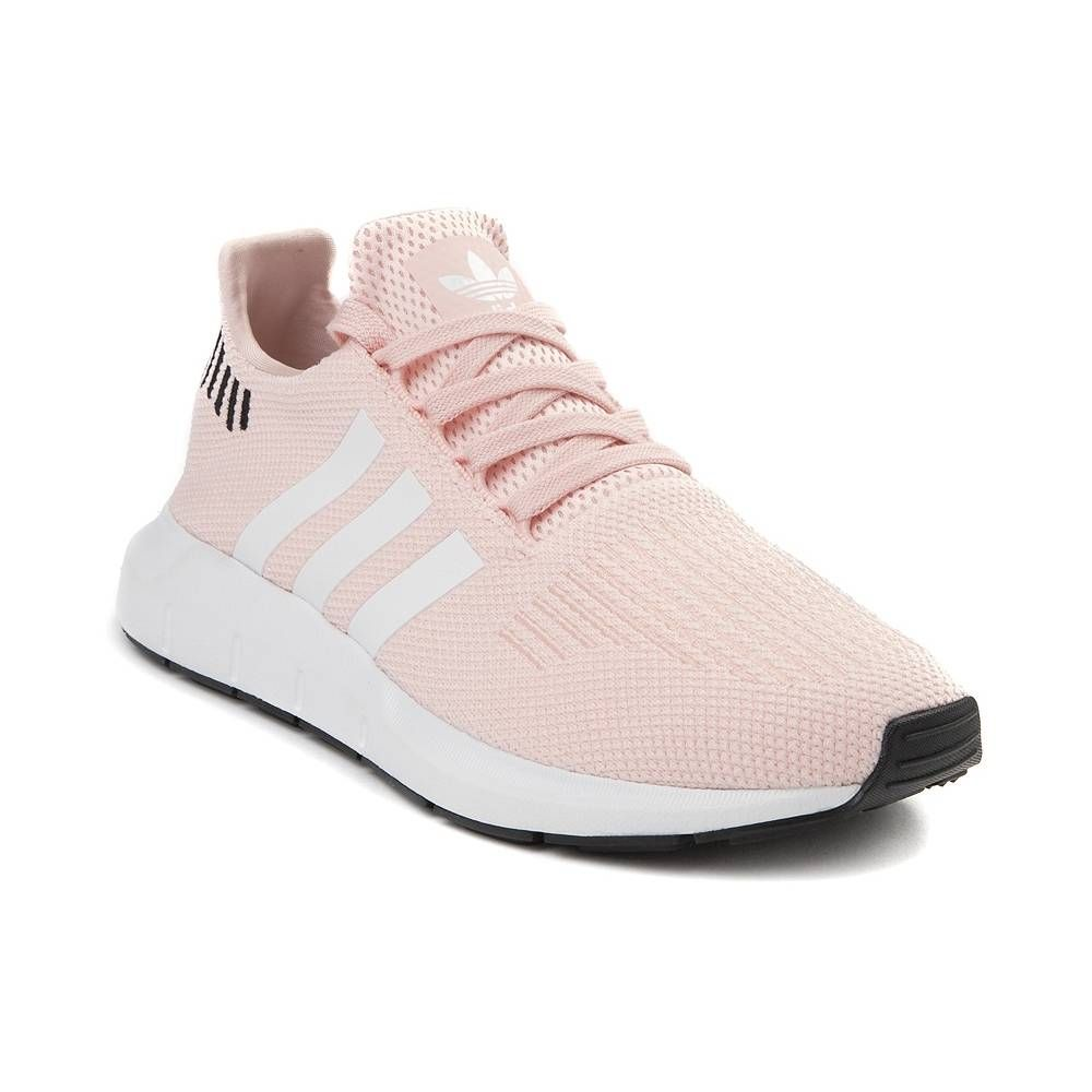 Womens Adidas Swift Run Athletic Shoe Pink Adidas Shoes Women