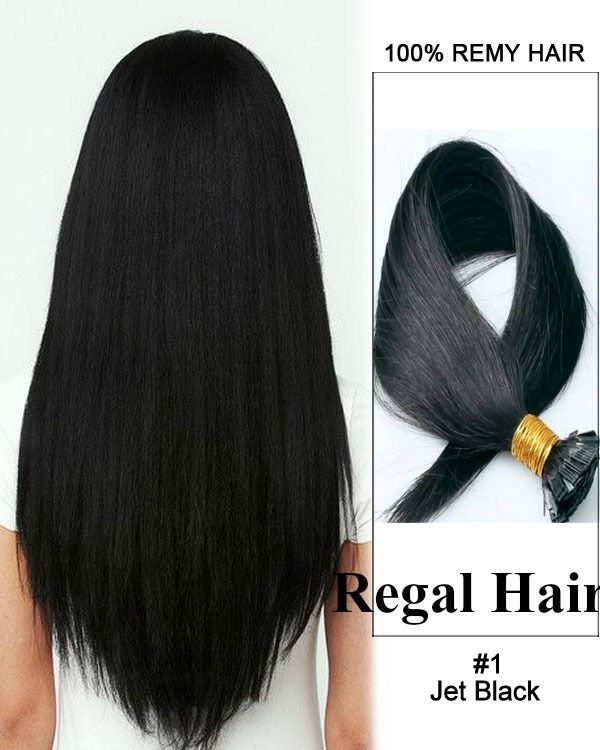 20nail Tipu Tip 1g 1 5agrade Human Hair Extensions 1 G 18 22