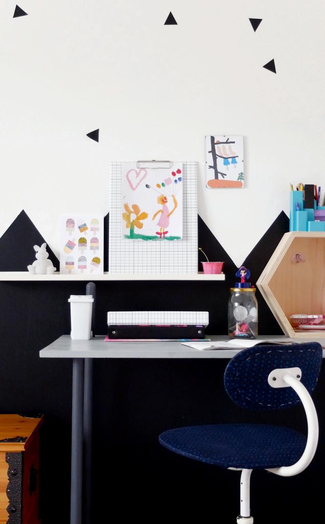 Study desk idea | KOTIPALAPELI