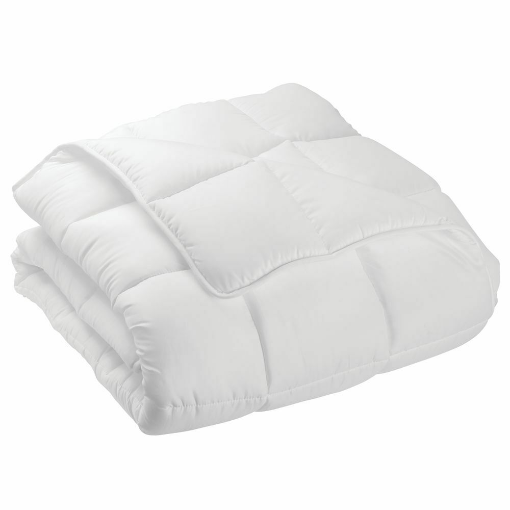 Photo of Down Alternative Quilted Comforter Duvet Inserts, by mDesign