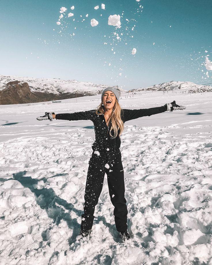 Photo of neve, farellones, Chile, Snow Day, Snow, look neve, frozen, happy, viagem, foto … – Eva Kelder – Winter Fashion | Citazioni Italiane ?