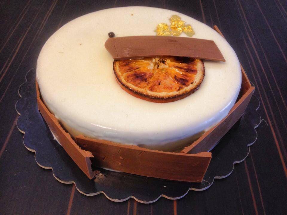 Torta fior di zagara (all'arancia)