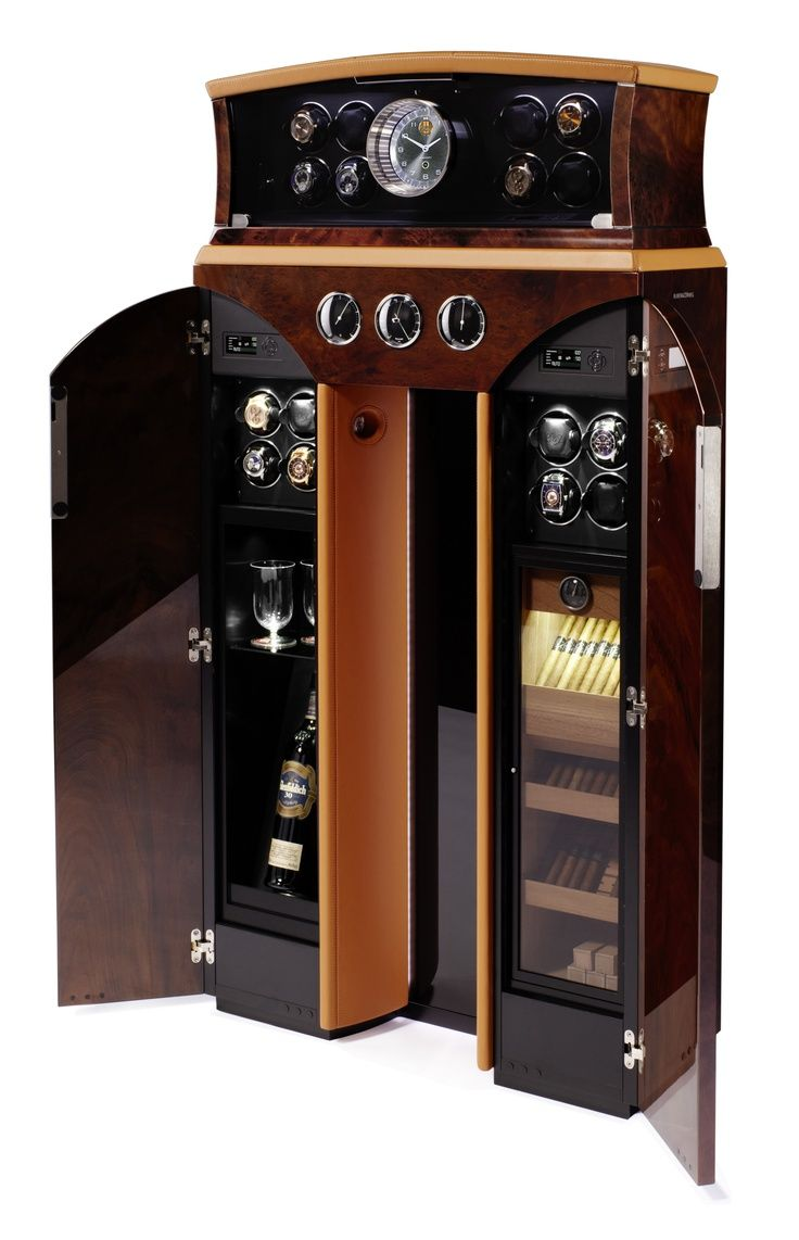 Humidor Nobleandroyal Gift Ideas For Men Pinterest Sangre  # Muebles Humidores Para Puros
