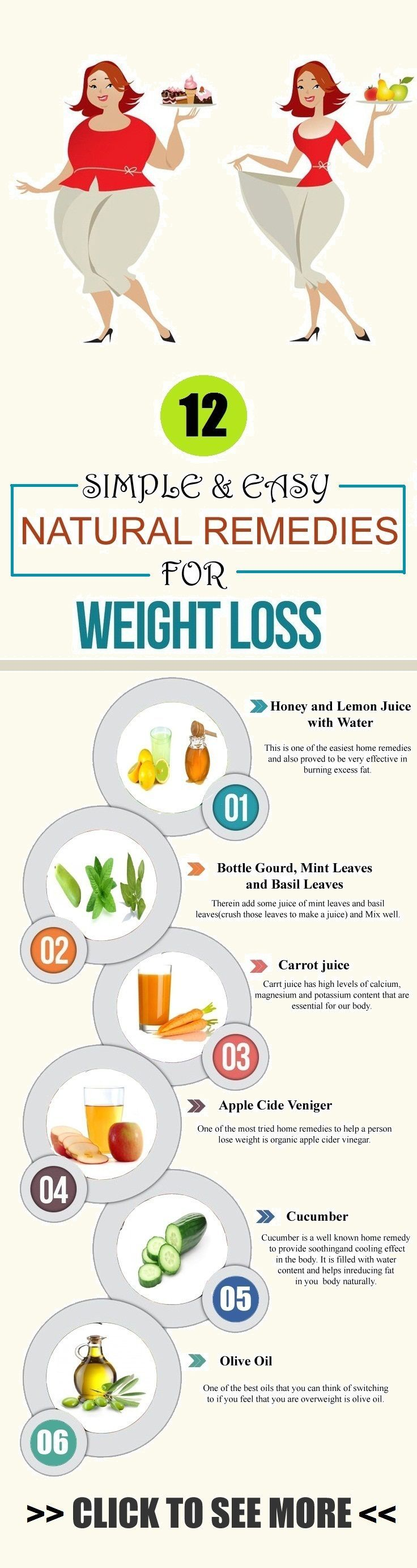 Easy natural tips to lose weight