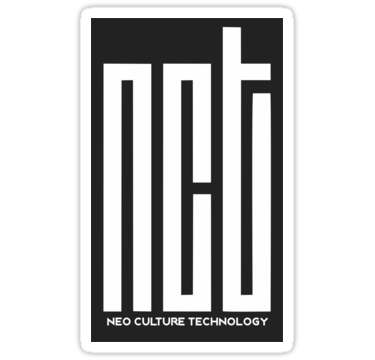 Nct Stickers By Drdv02 Redbubble Nct Logo Computer Sticker Nct Dream