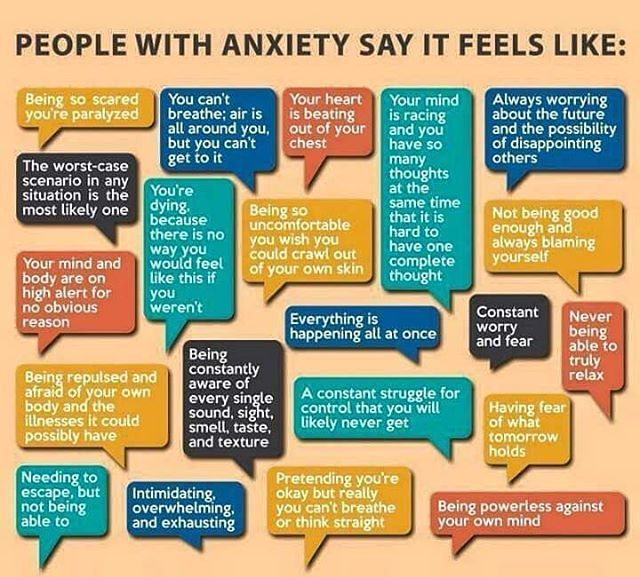 Pin on Anxiety disorders and panic