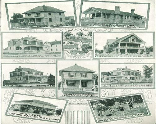 Rock Face Block Homes Rock Face Kit Homes House Styles