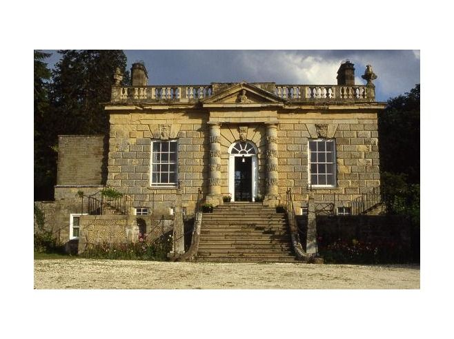 Englands smallest stately home ebberston hall built in 1718 in englands smallest stately home ebberston hall built in 1718 in the palladian fandeluxe Image collections