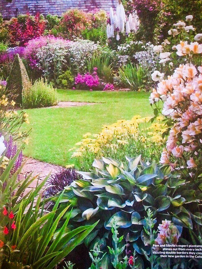 Hermoso Jardin💞 Ideas para mi jardín Pinterest Jardines