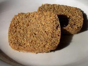 Pitadinha: Pão integral de microondas - com e sem ovo