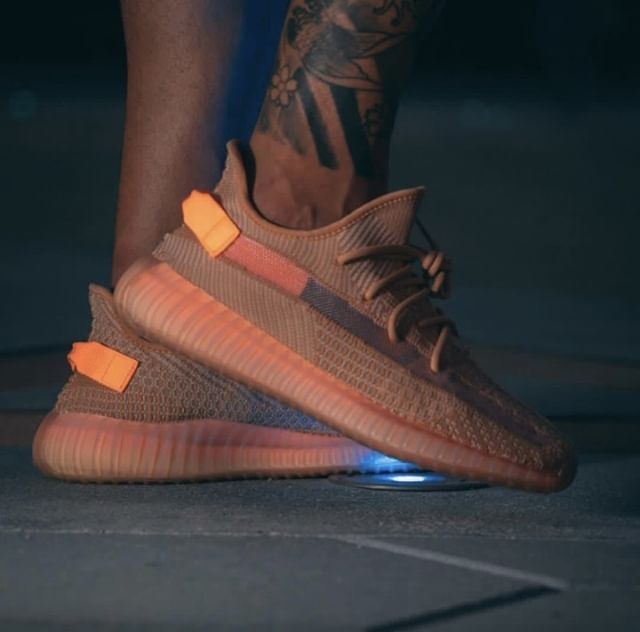 adidas yeezy boost 350 naranjas