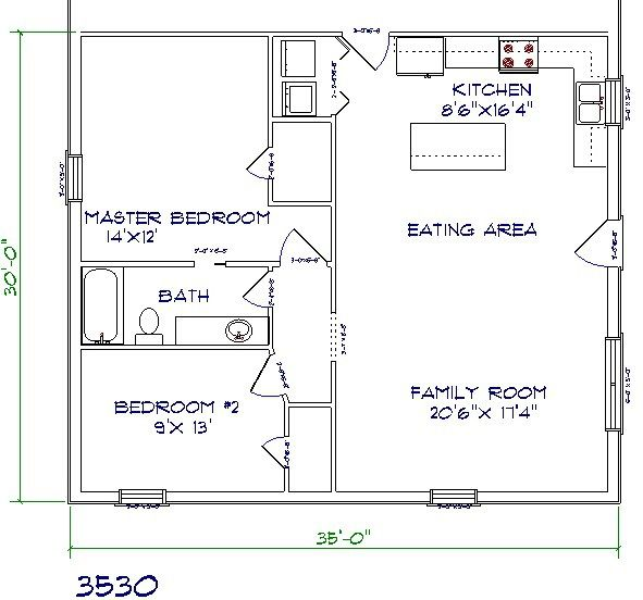 30 Barndominium Floor Plans For Different Purpose Barndominium Floor Plans Pole Barn House Plans Floor Plans