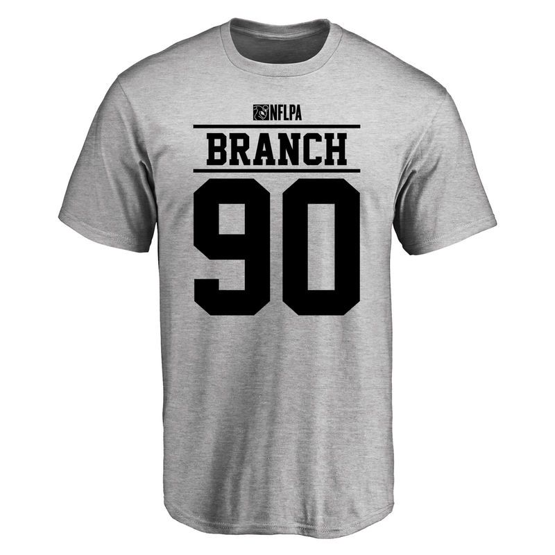 Andre Branch Player Issued T-Shirt - Ash
