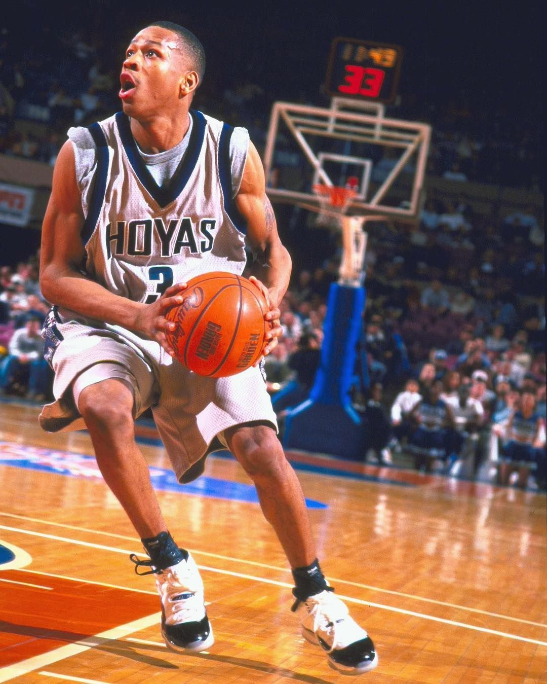 The Coldest There Ever Was Iversonweek Allen Iverson Basketball Jones Sports Basketball