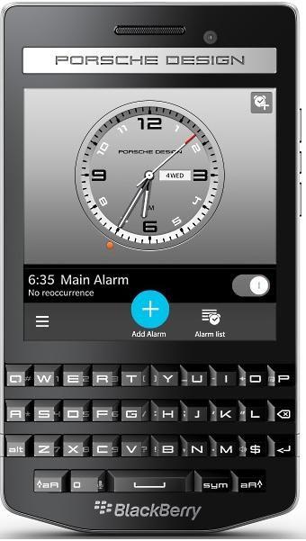 BlackBerry Porsche Design P9983 Mobile Specification  BlackBerry Porsche Design…