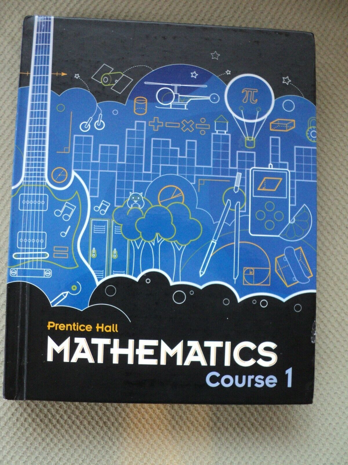 Prentice Hall Mathematics Course 1 Student Text Middle