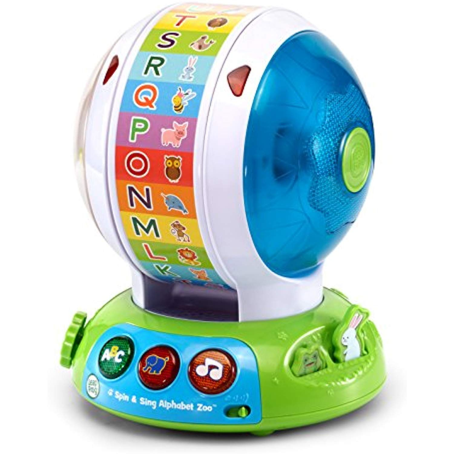 LeapFrog Spin and Sing Alphabet Zoo >>> Read more reviews ...