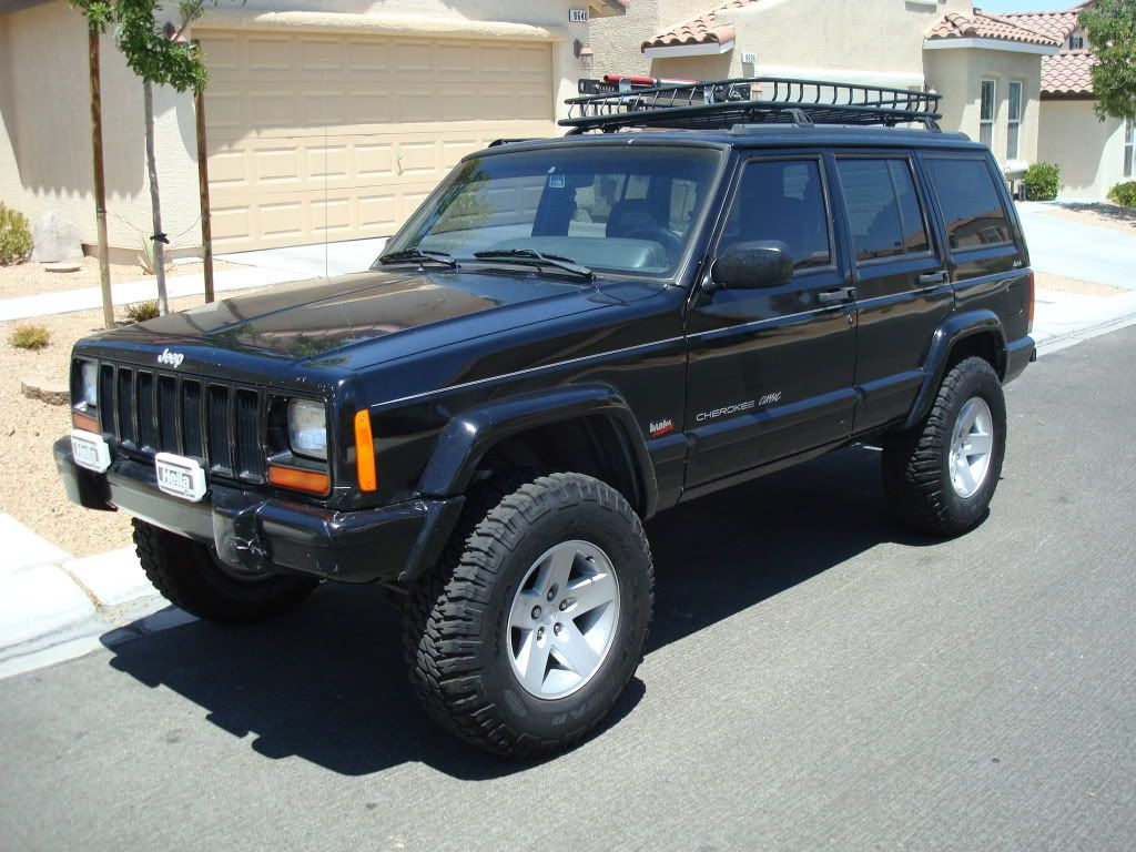Rubicon Rims And 265 75r16 Goodyear Mtrs Jeep Cherokee Sport Jeep Cherokee Xj Jeep Cherokee