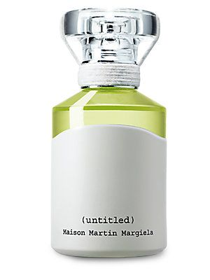 My new favorite for this winter...love, love, love the uniqueness of this fragrance!! Maison Martin Margiela (untitled) Eau de Parfum