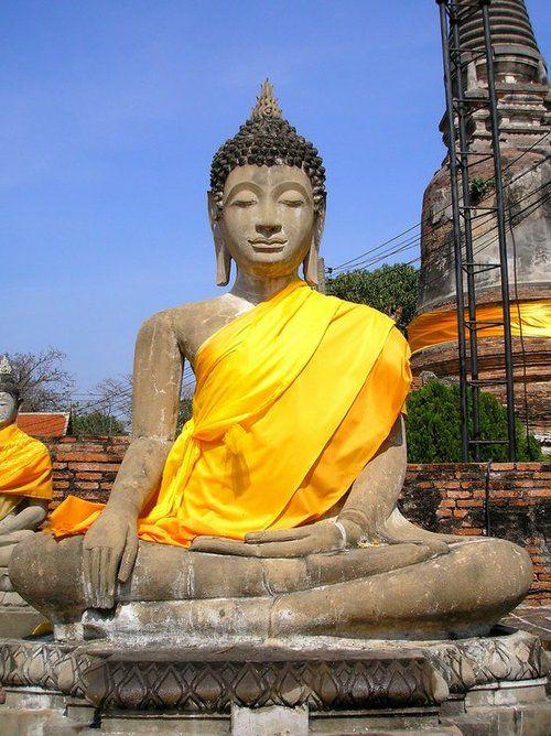 Phra Nakhon Si Ayutthaya Province, #Thailand #buddhistart
