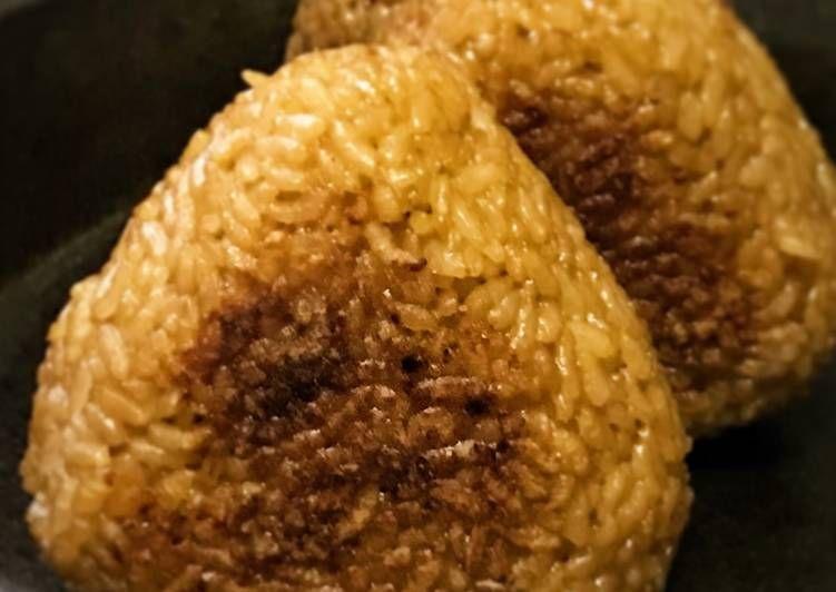 Resep Niiyama Yaki Onigiri Part 2 Nasi Kepal Onigiri Bakar Oleh Niiyama Puspa Resep Resep Nasi Minyak Wijen