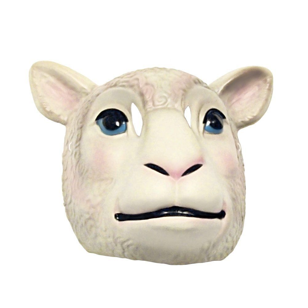 NEU The Wyatt Family-Sheep Mask BRAY LUKE HARPER WWE RAW ...