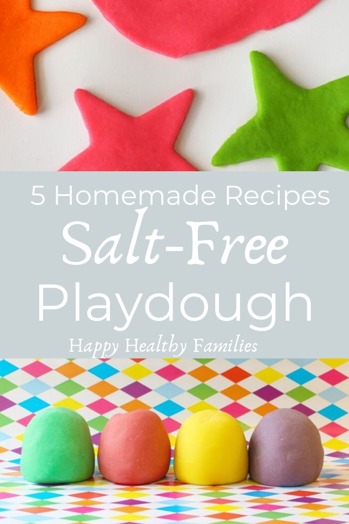 5 Quick and Easy Playdough Recipes Without Salt To Make