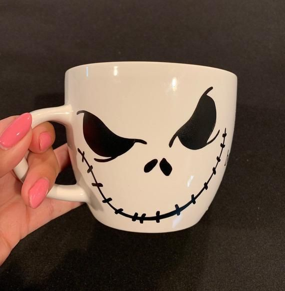 Disney mug, Nightmare before Christmas Mug, Jack Skellington Mug, Sally Mug, Nightmare Before Coffee Mug