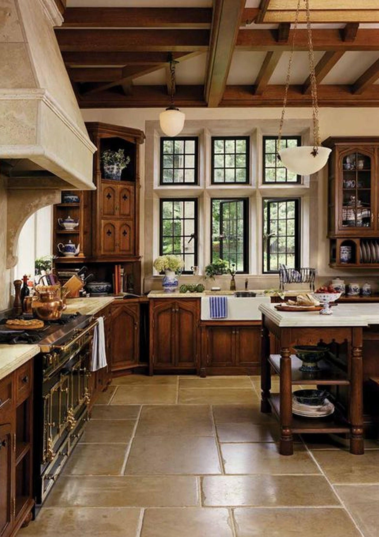 Cozinha colonial moderna
