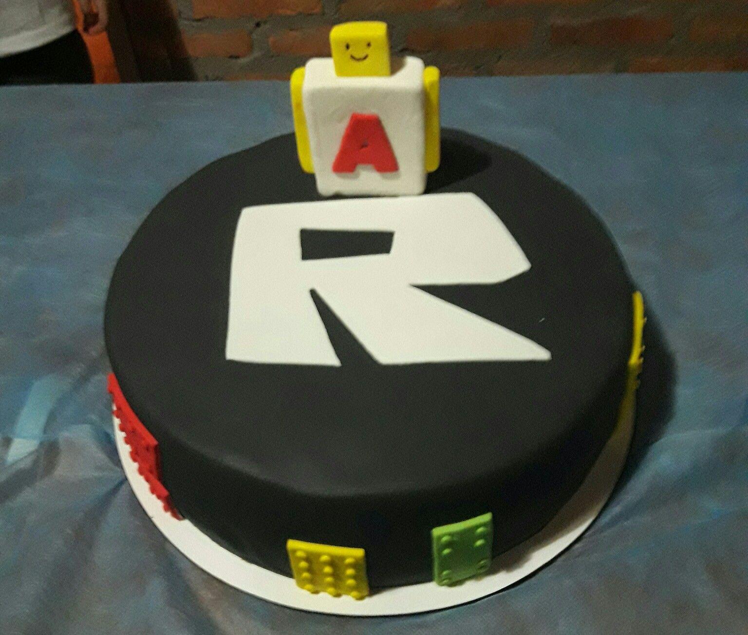 Torta Roblox Desserts Cake Food